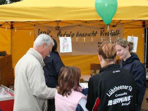 20.09.2008 2. Lindenfest in Lübtheen