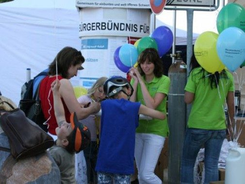 01.06.2008 Tag des offenen Schlosses in Schwerin