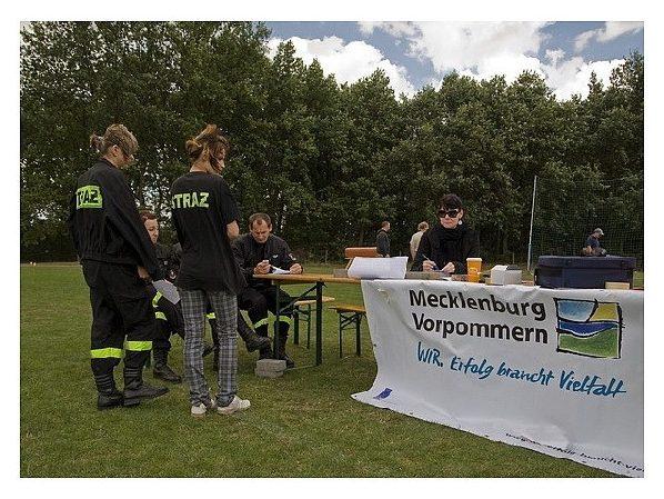 29.08.2009 Präventionstag Jugendfreizeitzentrum Blankensee