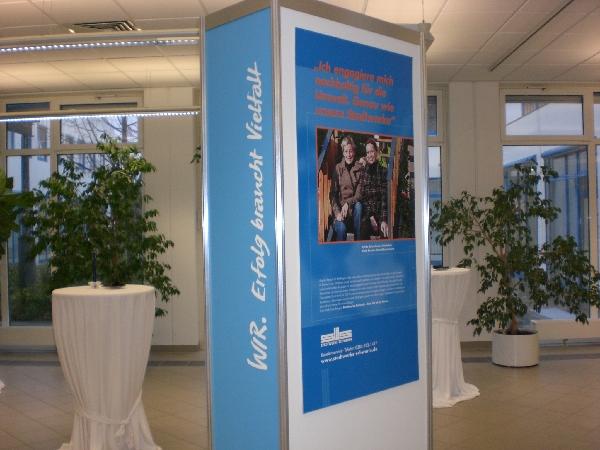 18.11.2009 Ausstellung WIR Erfolg braucht Vielfalt