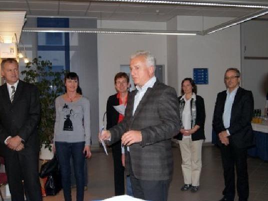 23.10.2012 Ausstellung im Foyer der Stadtwerke Schwerin