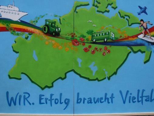14.11.2008 Graffiti für WIR.