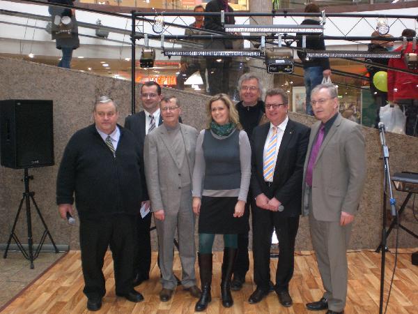 23.02.2013 Aktionstag im Schlosspark-Center Schwerin