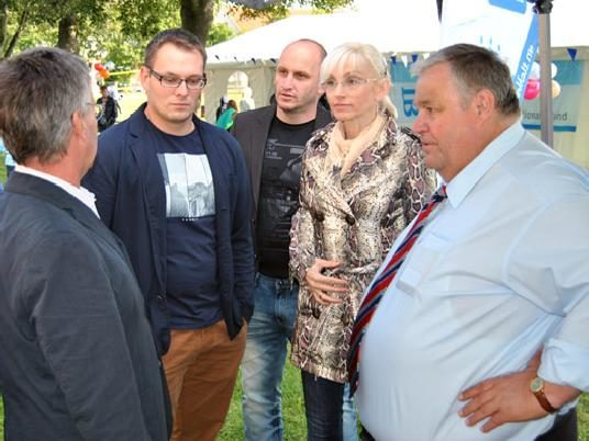 21.08.2014 Demokratiefest in Wittenburg