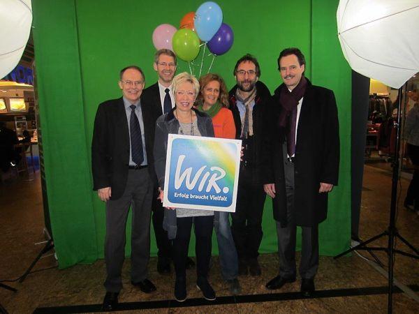 17.03.2015 Aktionstag im Schlosspark-Center Schwerin