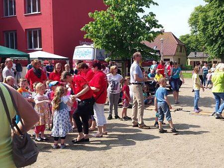 06.06.2015 Demokratie-, Kinder- und Familienfest in Lübtheen