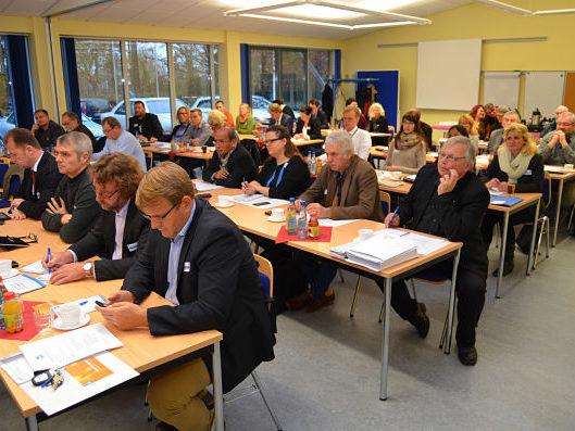 11.11.2015 WIR treffen uns fuer Demokratie und Toleranz in Güstrow