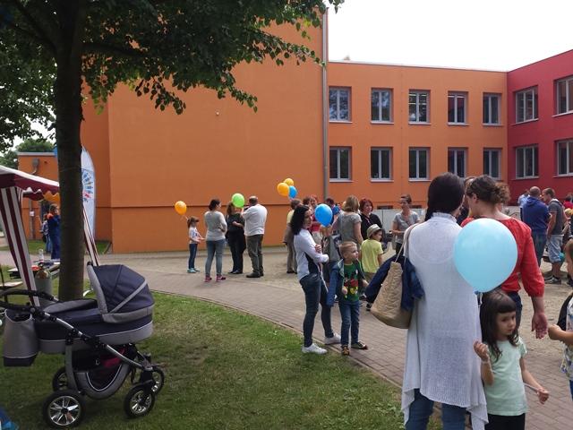 18.06.2016 Familien- und Demokratiefest in Lübtheen