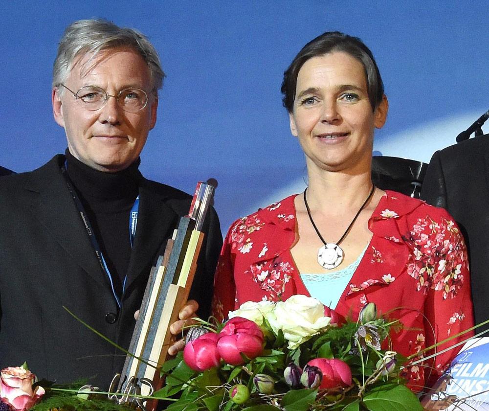 Katleen Raschke-Maas und Jörg Mehrwald erhalten den Vielfaltspreis 2017