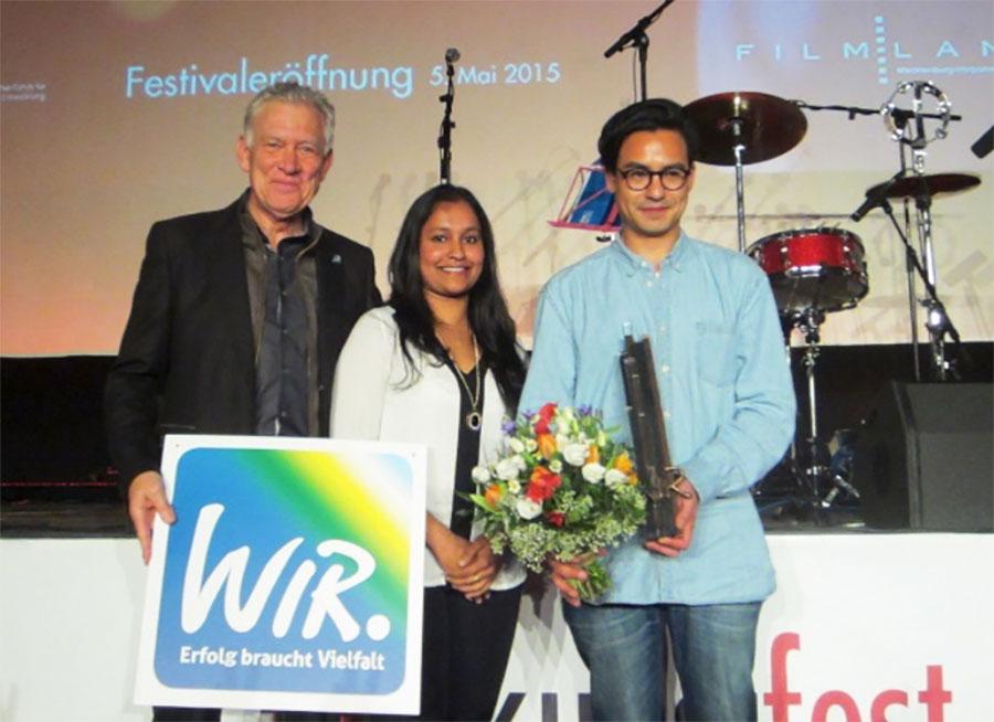 Preisträger WIR Vielfaltspreis 2ß15